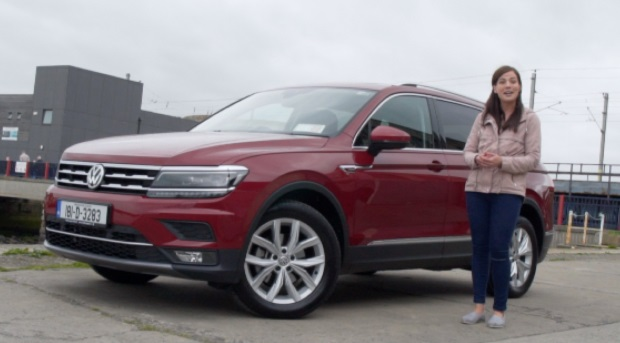 Volkswagen Tiguan Allspace Video Review Carsireland Ie