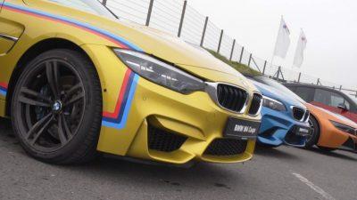 BMW Media Day