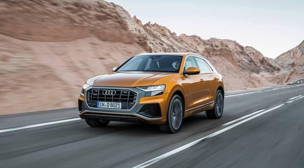 Audi Q8 Review
