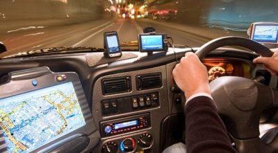 high-tech cars