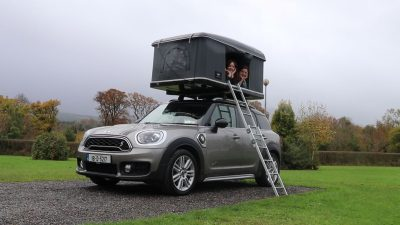MINI PHEVE Camping