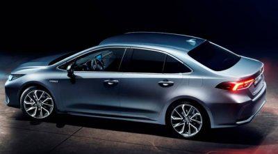 New Corolla Hybrid