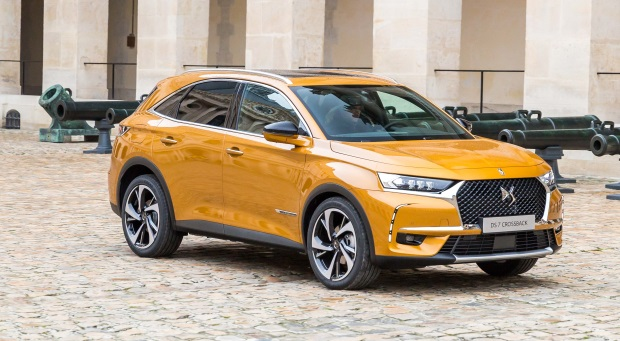 DS DS7 Crossback Review