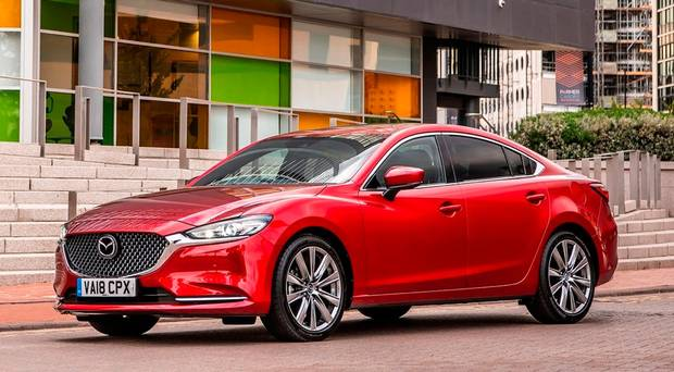 New Mazda6 Saloon