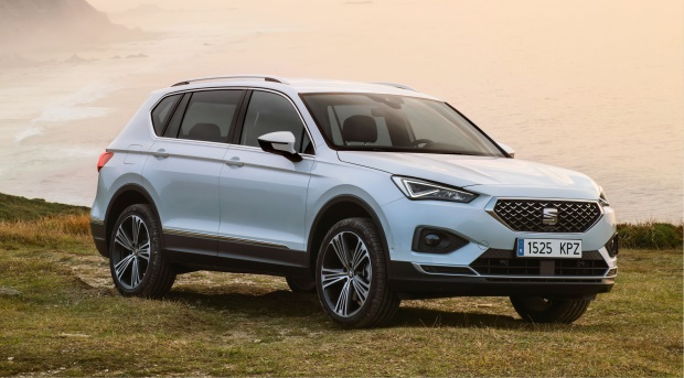 SEAT Tarraco Review
