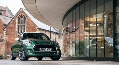 MINI 3dr Cooper S 60 Years Edition