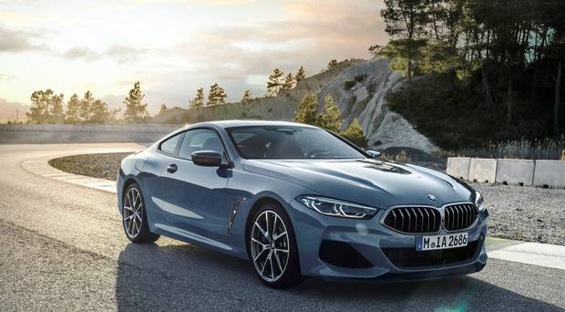 BMW 8 Series Review