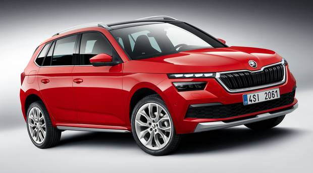 Will Skoda win space race with cool Kamiq? - CarsIreland ie Reviews