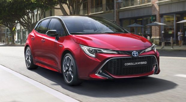 Toyota Corolla Review