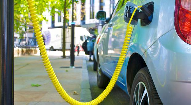 fees for public charging electric vehicles