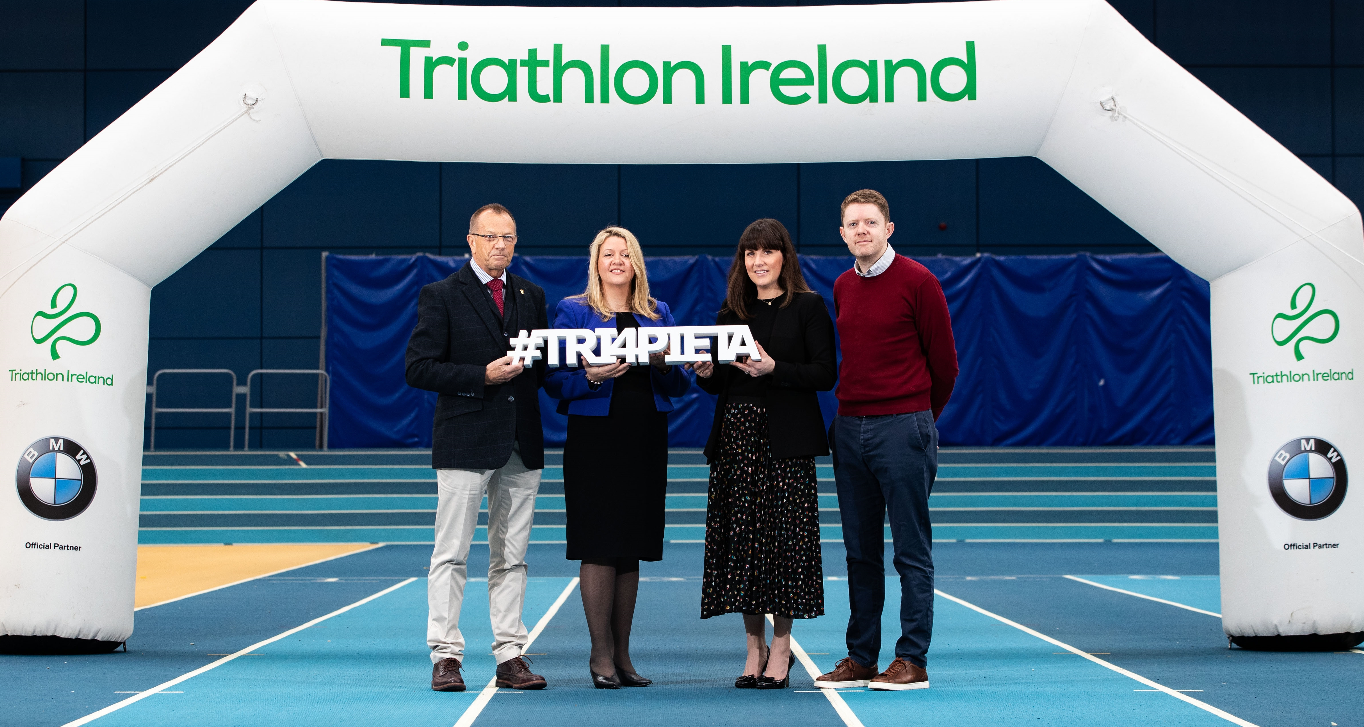 e2b16f2c6d BMW team up with Triathlon Ireland to support Pieta House