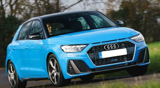New Audi A1