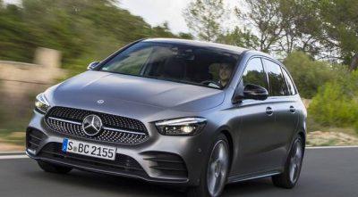 new Mercedes B-Class