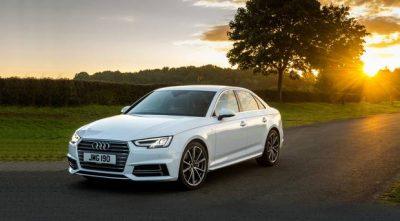 Audi A4 Hybrid