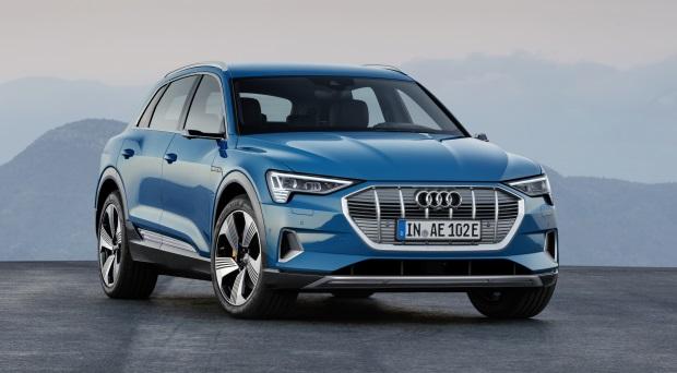 Audi e-Tron Review