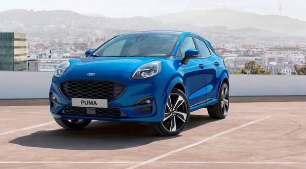 New Puma Crossover