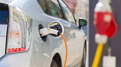 buying a new electric car