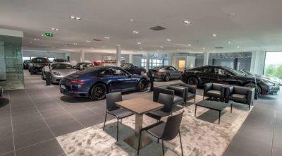 Porsche Centre Dublin