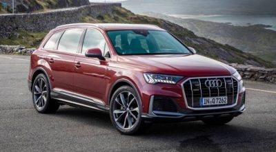 New Audi Q7