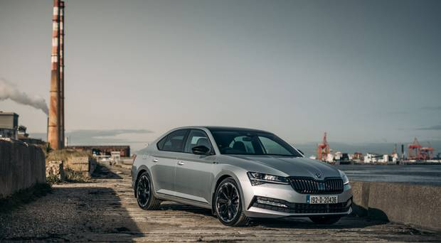 Skoda hoping for another Superb showing as it moves further upmarket