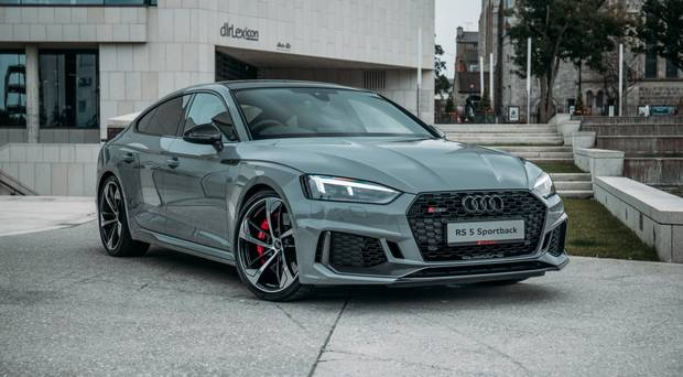 Audi's RS5 is powerful yet understated – but I simply want more excitement