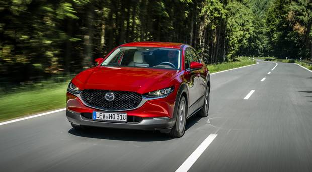 Spoilt for choice with 26 models of new Mazda CX-30 crossover