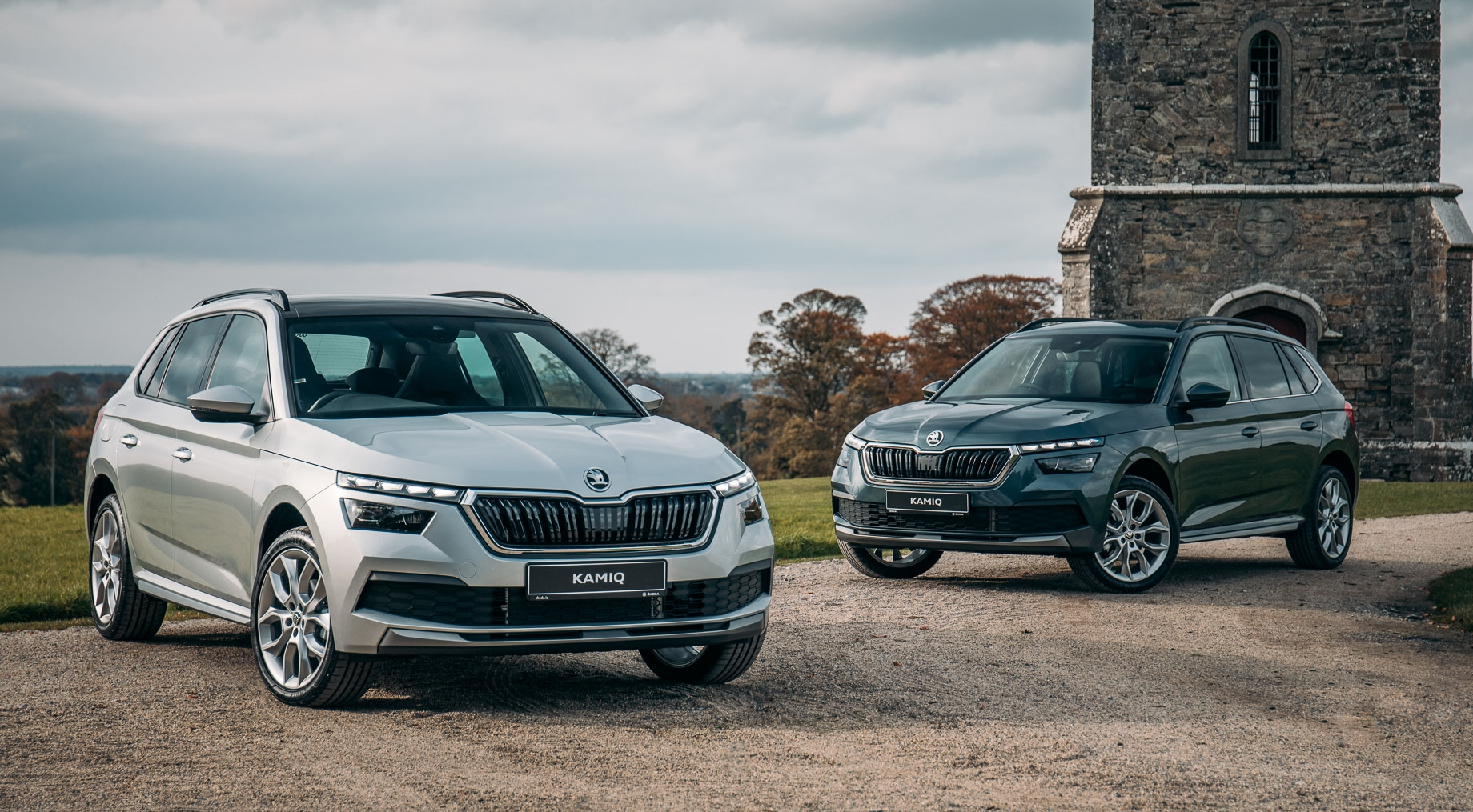 Skoda Kamiq launches in Ireland from €21,300