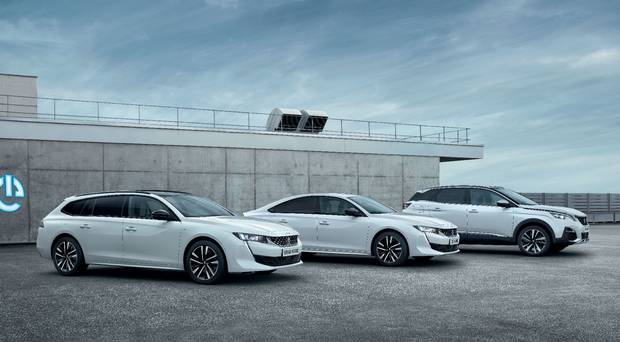 Peugeot 508 plug-ins here in early 2020 – and qualify for grant and VRT relief