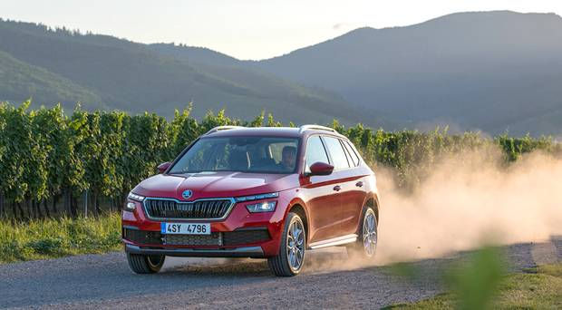 Another city SUV but demand for Skoda Kamiq to outstrip supply