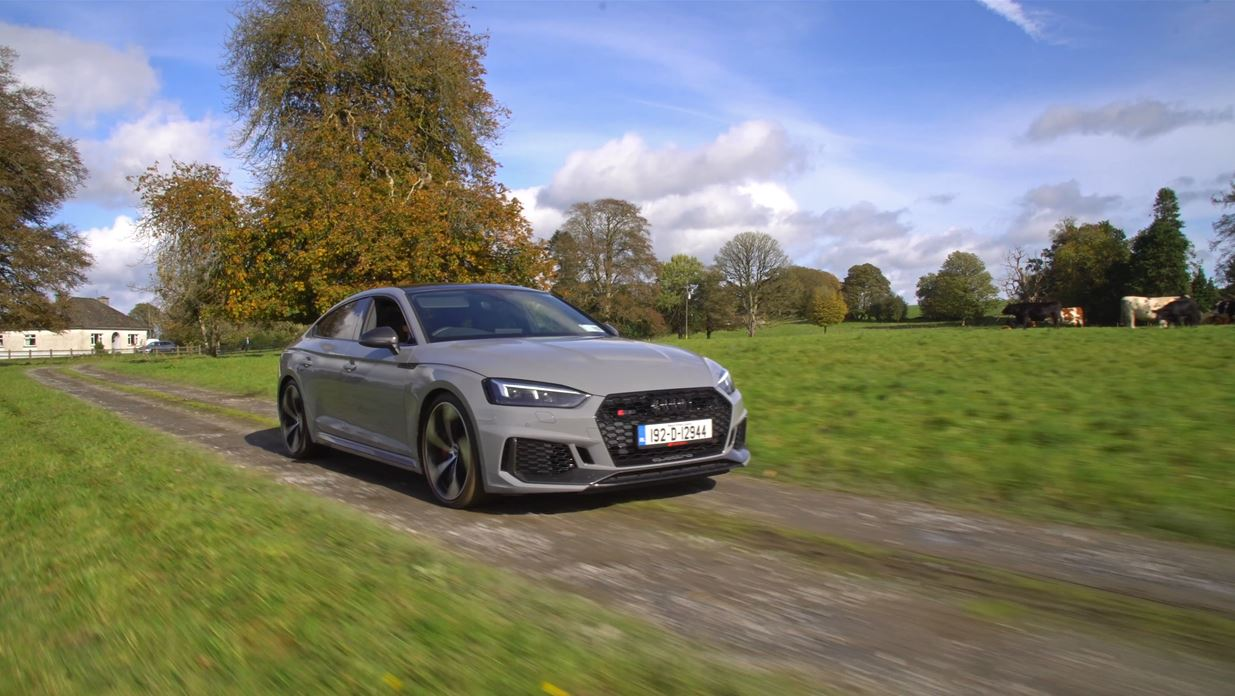 Audi RS5 Sportback | Video Review | CarsIreland.ie