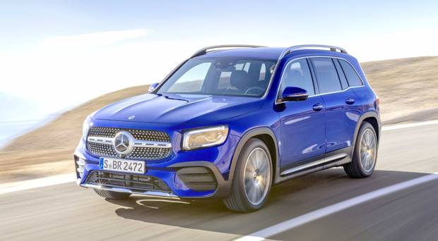 Stupendous Glb Compact Suv Breaks The Mould As Mercedes Adds Seven Seater Caraccident5 Cool Chair Designs And Ideas Caraccident5Info