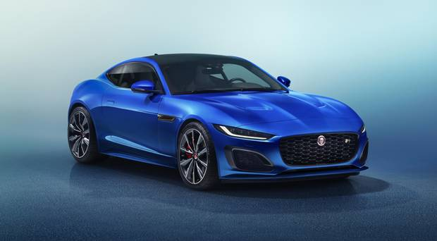 More power to the F-Type: Jaguar beefs up revised two-seater, due here in May