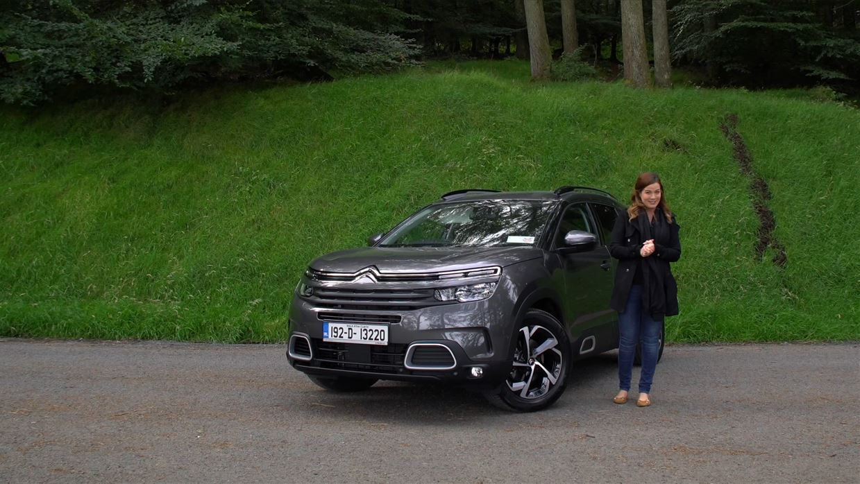 Citroen C5 Aircross Review | CarsIreland.ie