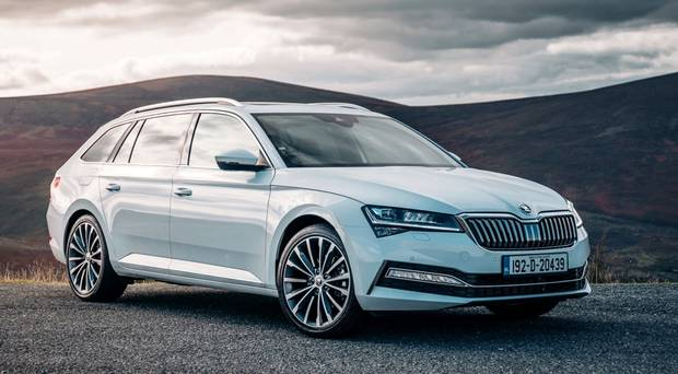 Superb Combi-nation of size, power but is this Škoda worth €55,000?