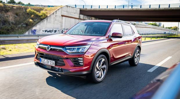 Korando SUV priced from €24,495 as it hits the forecourts