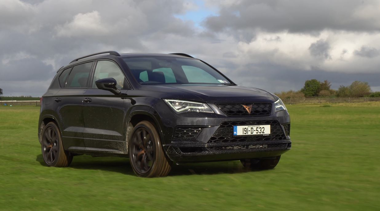 Cupra Ateca | Video Review | CarsIreland.ie