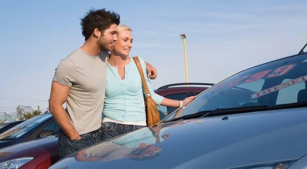 in debt cars