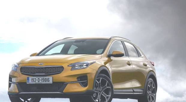 It's diesel, but KIA's XCeed urban crossover is a breath of fresh air
