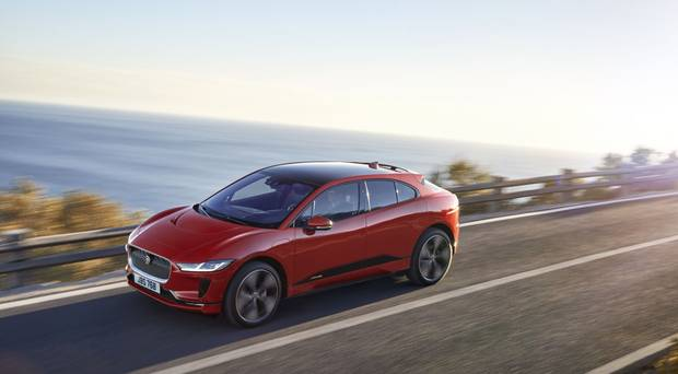 Why this first electric Jaguar SUV deserves to be called the i-Pace