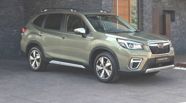 Why you need to 'face' facts with Subaru's mild hybrid Forester SUV