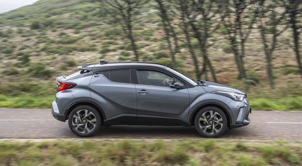 Toyota C-HR wasn't broke, but they fixed it anyway – except the bits it needed to