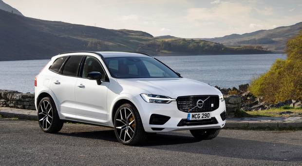 This Volvo XC60 leaves a sweet – and a little sour – taste in mouth