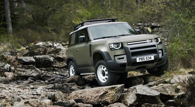 The Defender Ireland Tour