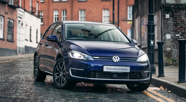 Volkswagen e-Golf now makes electric vehicles more affordable