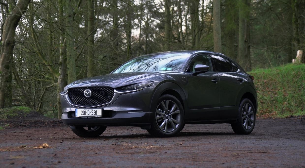 Mazda CX-30 Video Review