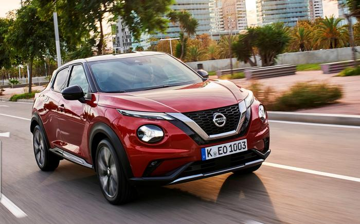 First Irish drive: Nissan Juke