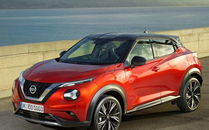 Nissan thinks big as Juke aims to stay ahead of pack