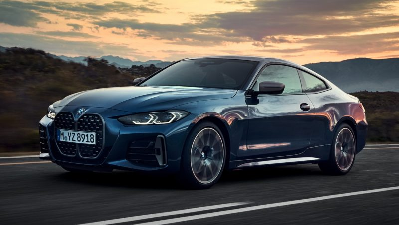 The all new BMW 4 Series Coupe is here - CarsIreland.ie ...