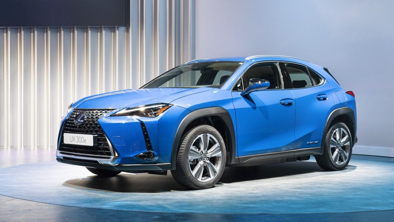 Lexus Electric 2021 Performance