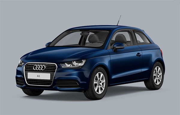 audi a1 colour guide prices expert advice carwow. Black Bedroom Furniture Sets. Home Design Ideas
